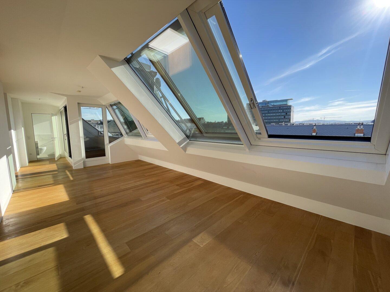 Luxuriöse Designwohnung mit Weitblick! 2 Terrassen und hochwertige Ausstattung!