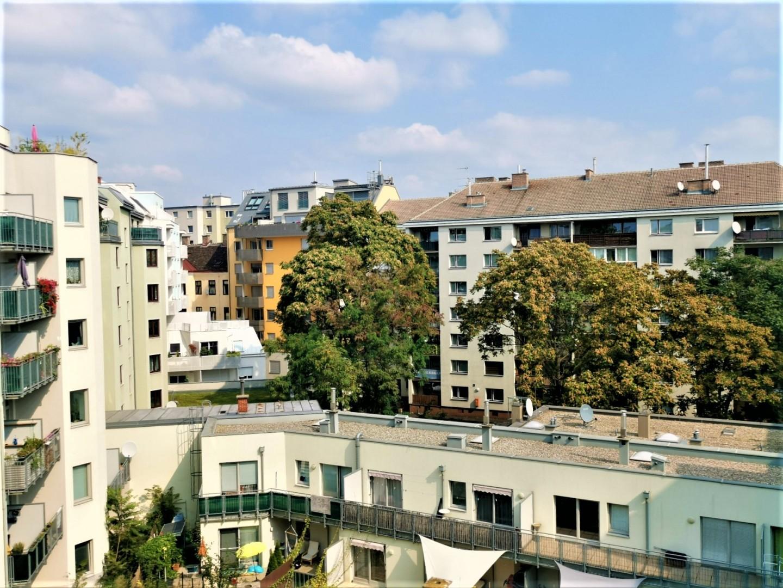 In Erstellung speziell für Sie! Planen Sie ihre lichtdurchflutete Studiowohnung mit Galerie und Balkon in sonniger Innenhoflage!