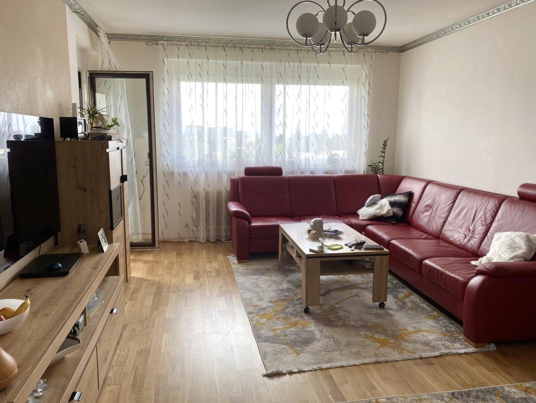 Genießen Sie Ihren Wohntraum mit eigenem Balkon und guter Raumaufteilung!