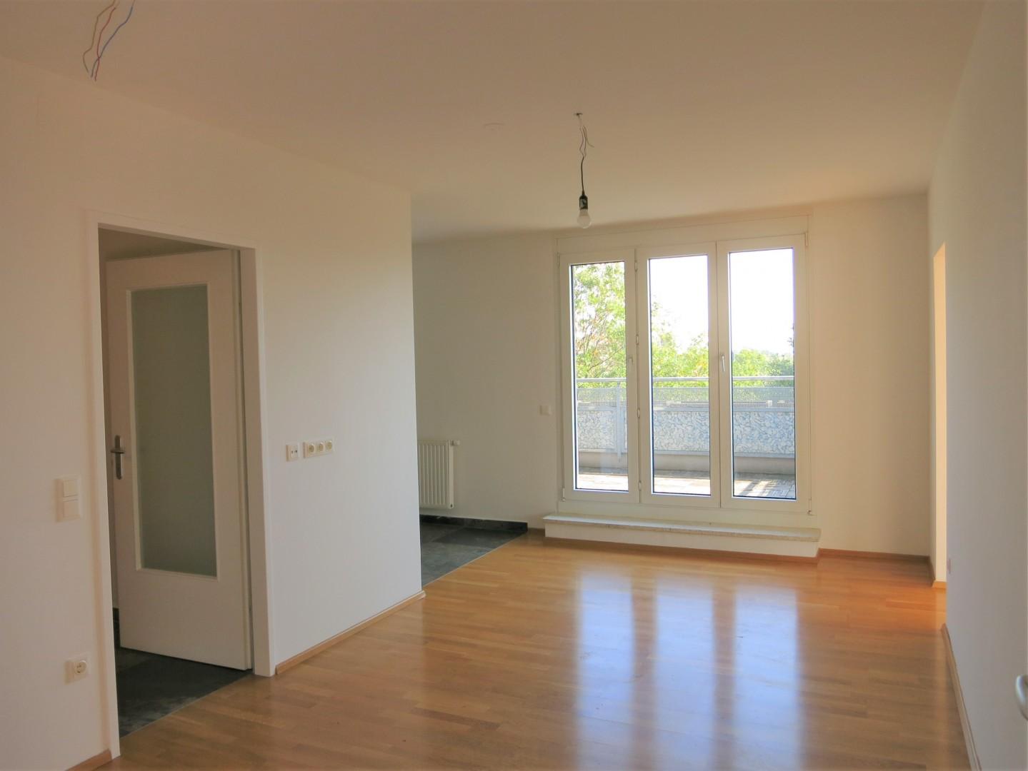 Die perfekte Familienwohnung - sonniges Dachgeschoß mit Fernblick, inkl. Garagenplatz!