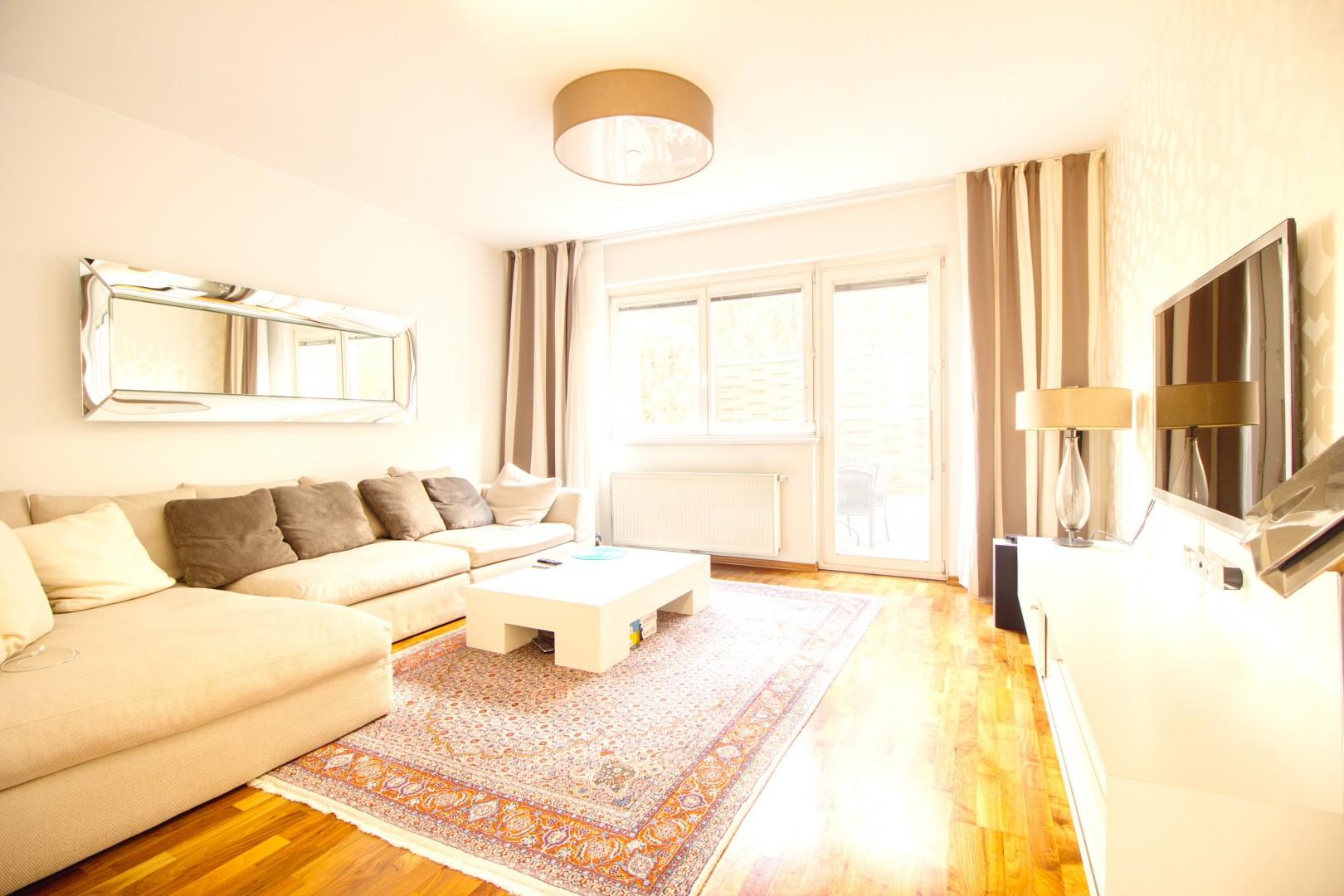 Terrassen/Garten-Wohnung Nähe U1 Kagranerplatz !