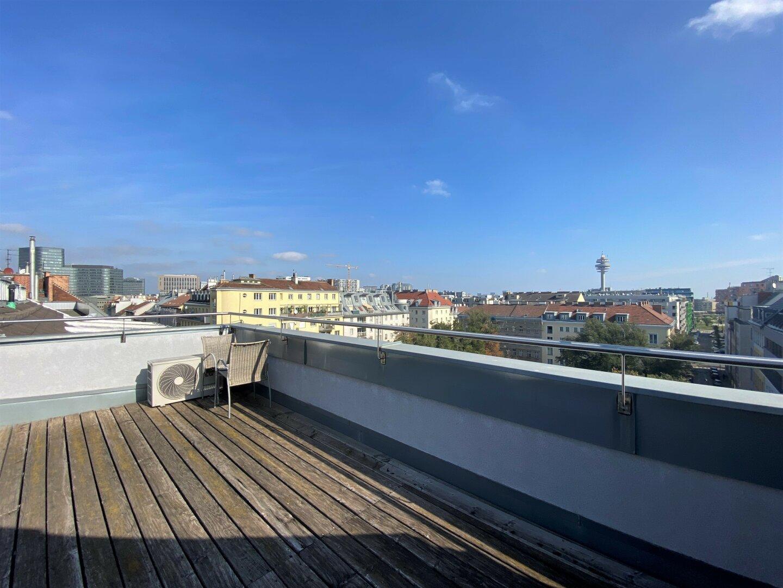 Hochwertiges Dachterrassen - Wohnjuwel Nahe U1!